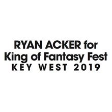 Ryan Acker for King of Fantasy Fest - Key West 2019