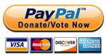 PayPal - Donate/Vote Now